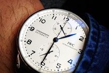 Watches / by Olivier Brauman