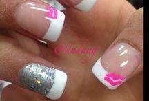 Nails / by Cynthia Sansone Almeida