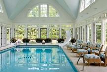 Spaces {Indoor Pools}