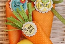 Easter Inspired / by Erin Gonzales with Hand Stamped Style