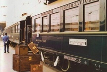 Orient EXPRESS, palace on wheels with prospect clear