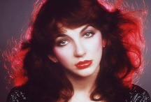 SHE made a deal with god.. / Kate Bush, that amazing English singer-songwriter