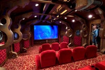 Welcome to HOME CINEMA!! 5 feet from the screen? Does it matter..