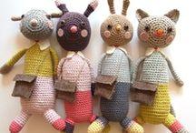 Crochet Creations / by Kaitlyn Elizabeth