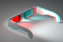 STEREOscopic 3D effect scenes