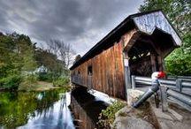 Places {Covered Bridges of NE}