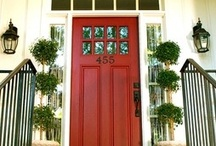 Details {Front Doors} / First impressions are lasting. What impression does your front door leave?