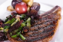 Recipes: main course (meat & vegan) / by Laurel McCormick Ray