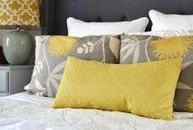 Master Bedroom / Master bedroom design & inspiration. Restful retreat. Home decor. Paint colors. Color combos. DIY headboards. DIY art. / by Laurel McCormick Ray