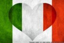 Italiano! / I truly left  my heart in Italy.  All things Italian:  Food, wines, travel, people, beauty, villas, Vatican, landmarks, etc.  / by Terry Abuali
