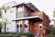 Dream Home: modern / by Laurel McCormick Ray