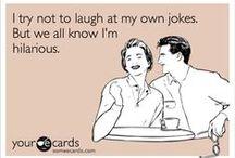 postcard funnies / by Kaitlyn Elizabeth
