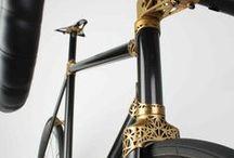 Old bikes / by Olivier Brauman
