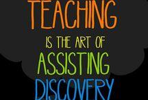 Teacher & classroom ideas! / Dreams and goals of my future classroom! / by Sarah Ricchio