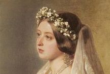 Queen VICTORIA emotional, obstinate, honest mother of the empire