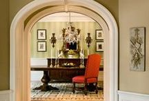 Spaces {Dining Rooms}