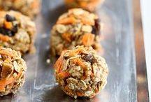 Snacks / Healthy snacks
