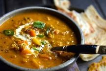 Recipe: soups, bread, curry / by Laurel McCormick Ray