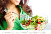 Essen mit Gefühl - Coaching für Menschen mit Nahrungsmittelintoleranzen/Allergien/Zöliakie / Pschologische Ernährungsberatung & Coaching, Food-Blog