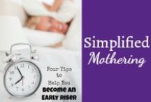 Simplified Mothering / by Mystie Winckler