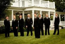 Groom + Groomsmen / Groom and the Groomsmen