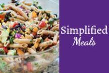 Simplified Meals / by Mystie Winckler