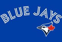 Toronto Blue Jays / Posting pics of my favourite baseball team. I watch them while I post.
