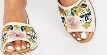 DIY Shoes / Let's make some shoes...sew, stitch, glue, walk.