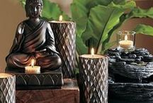 Zen spaces / Zen decor