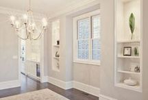 floors, walls, ceilings, & beams, oh my! / by Courtney Melson