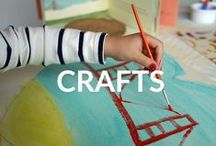 Little Crafts / Crafts for kids and their grownups