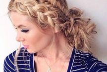 fashion. hairstyles. makeup. / by Sandra Sosa