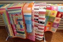 Fabric love / by Karen Ganske