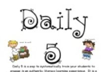 Daily 5 & Reading Activities