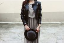 The Fashion Files / Outfit inspiration, fashion cravings, and the like / by Myriam Saavedra