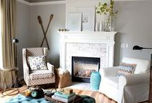 Living Room / by Cassie Cutrer Browning
