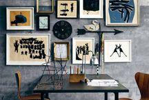 *Art + prints + frames*