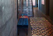 *hallway + stairs*