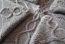 Knitting / by Aurélie L.. G...