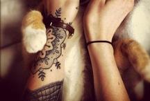 Piquée de peau / Inspirations pour tatouages