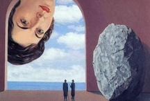 Art - Rene Magritte / My favourite works by Rene Magritte. / by Vanessa Sherwood