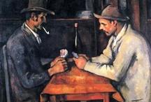 Art - Paul Cezanne / My favourite works by Paul Cezanne. / by Vanessa Sherwood
