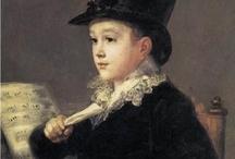 Art - Francisco Goya / My favourite works by Francisco Goya. / by Vanessa Sherwood