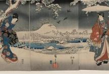 Art - Utagawa Kunisada / by Vanessa Sherwood