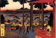 Art - Hiroshige / by Vanessa Sherwood