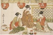 Art - Kitagawa Utamaro / by Vanessa Sherwood