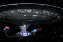 Entertainment - Star Trek: Federation Starships / by Vanessa Sherwood