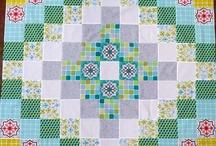 Around the world quilts / by Karen Ganske