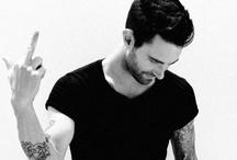 Adam Levine / by Kylie Welch