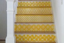 Home - Stairs & Entryway / by Nicole Buxton